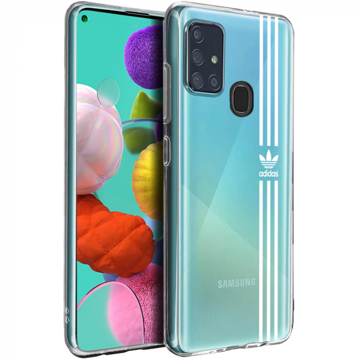 Husa Samsung Galaxy A21S - Silicon Matte TPU Adidas [1]