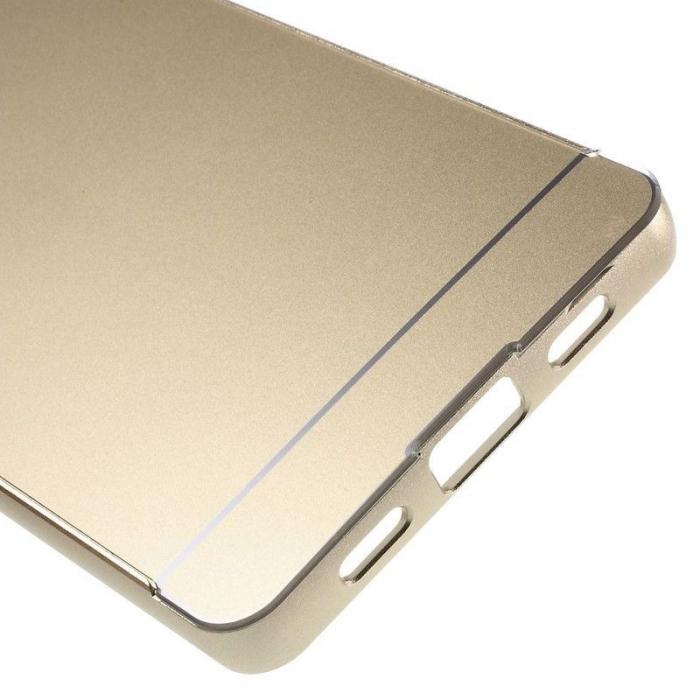 Bumper Huawei Ascend P8 Lite - gold 5