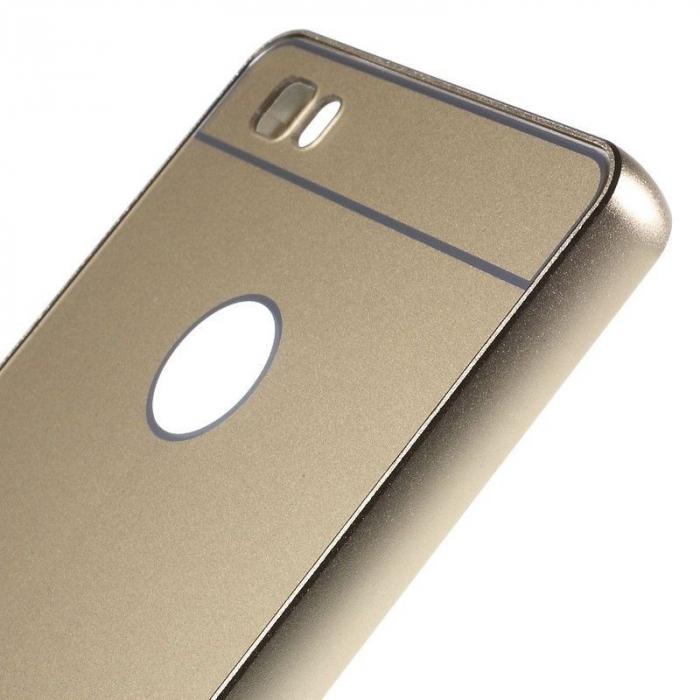 Bumper Huawei Ascend P8 Lite - gold 4