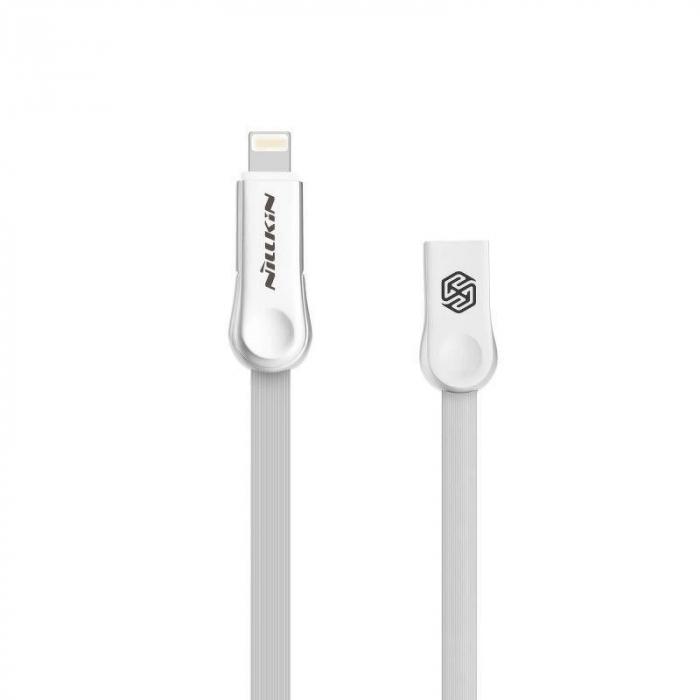 Cablu de date 2 in 1 Lightning si Micro USB - Nillkin Plus III 0