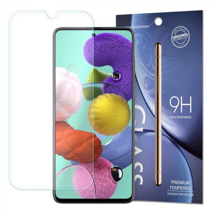 Folie Sticla Securizata Tempered Glass Samsung Galaxy A51 [0]