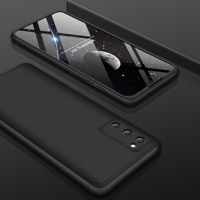 Husa Samsung Galaxy A41 GKK 360 Grade – negru [3]