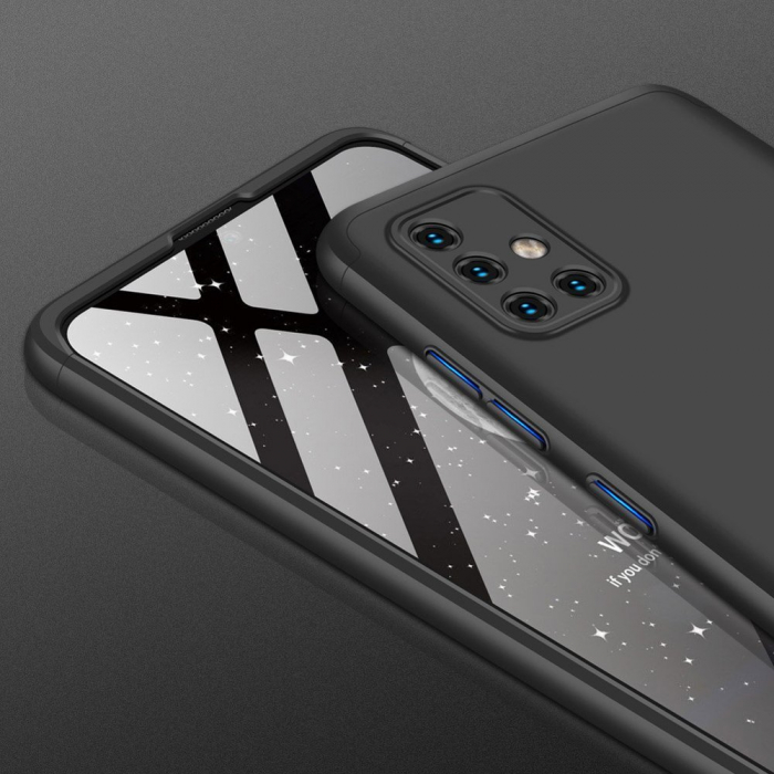 Husa Samsung Galaxy A51 GKK 360 Grade – negru [1]