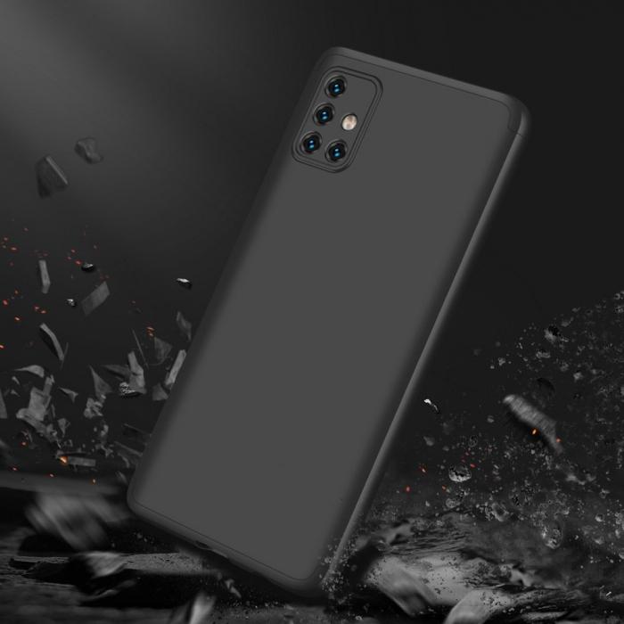 Husa Samsung Galaxy A51 GKK 360 Grade – negru [4]