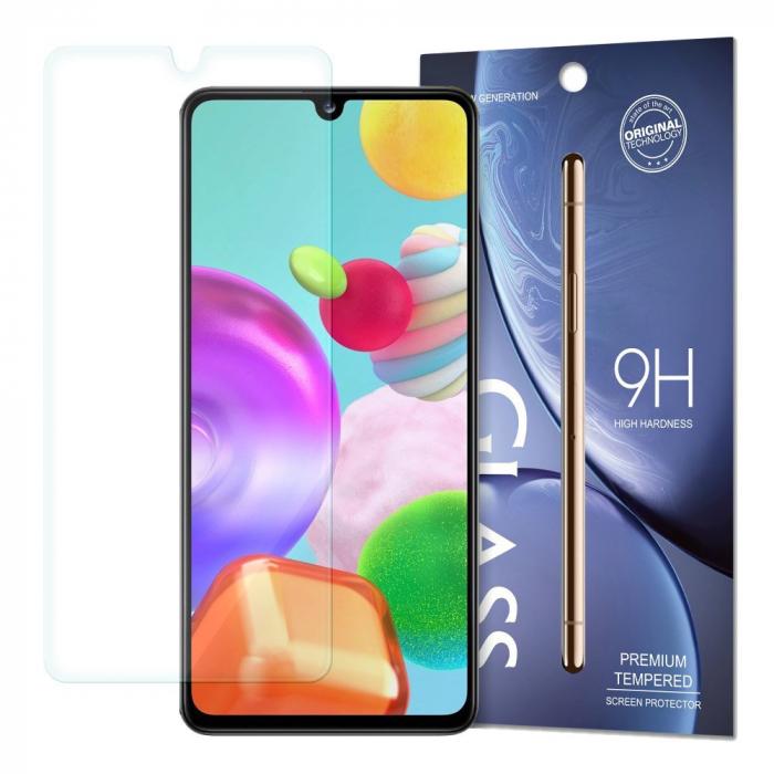 Folie Sticla Securizata Tempered Glass Samsung Galaxy A41 [0]