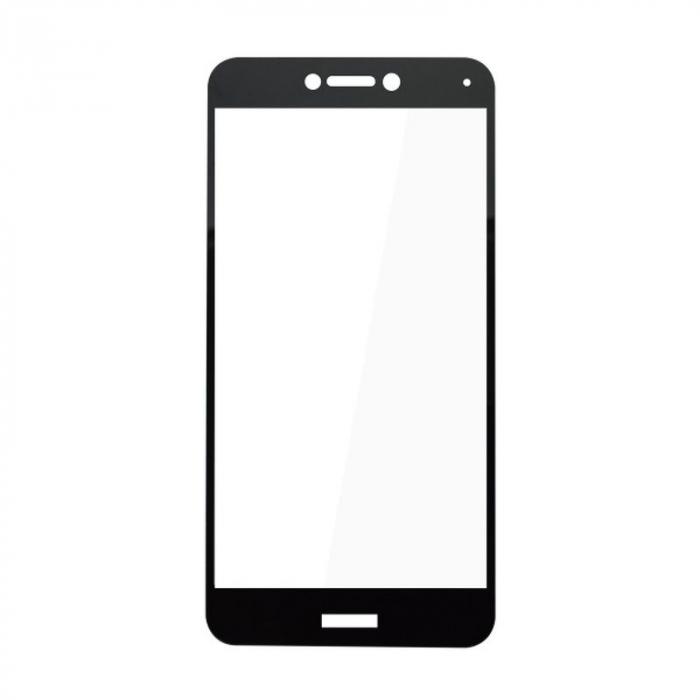 Sticla Securizata Full Screen Huawei P9 Lite (2017) / P8 Lite (2017)  - negru 3