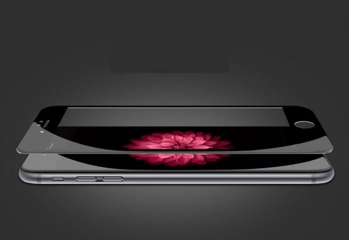Sticla Securizata Full screen Iphone 6 6S - negru [2]