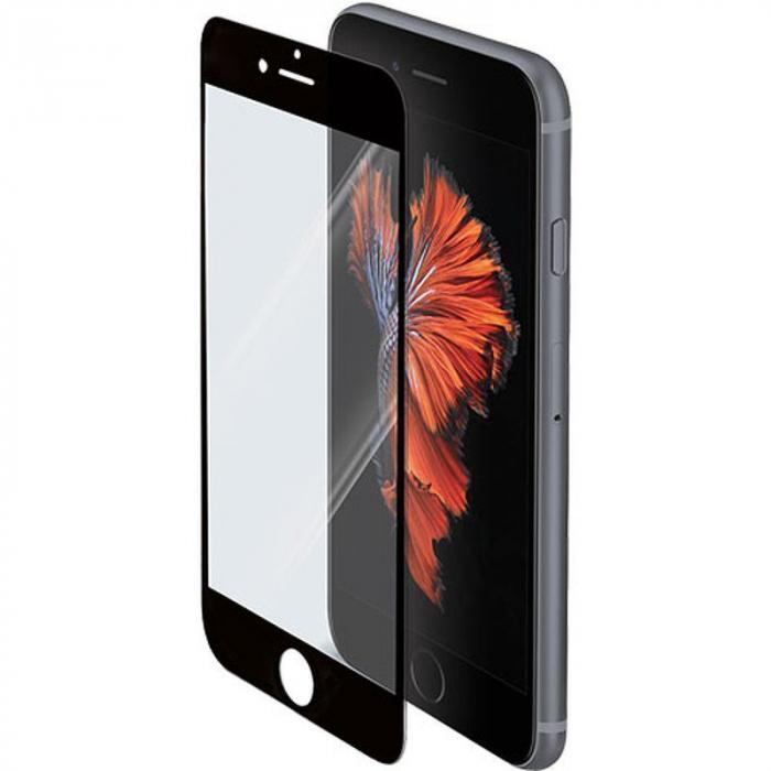 Sticla Securizata Full screen Iphone 6 6S - negru [0]
