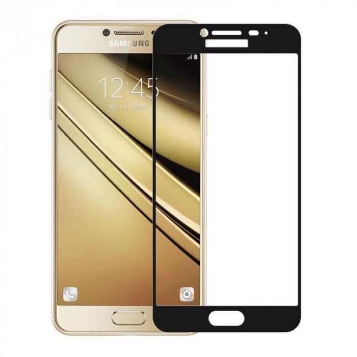 Sticla Securizata Full Screen Samsung Galaxy J5 2017 - negru 0