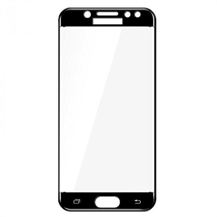 Sticla Securizata Full Screen Samsung Galaxy J7 2017 - negru 2