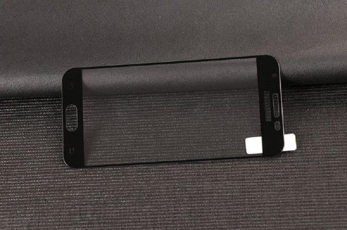 Sticla Securizata Full Screen Samsung Galaxy J3 2017 - negru 2