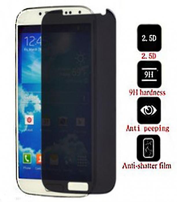 Folie Sticla Securizata Privacy Samsung S5 - negru 1