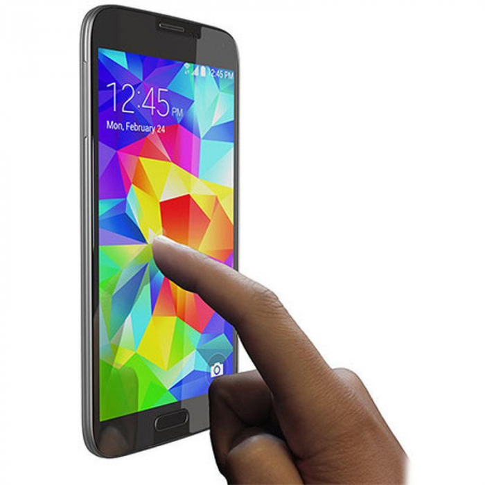 Folie Sticla Securizata Tempered Glass Galaxy S5 1