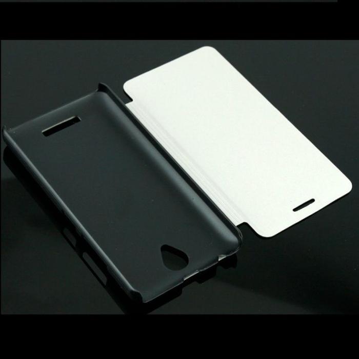 Husa Lenovo A1000 Boso din piele eco - negru 2