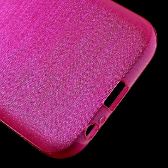 Husa Samsung Galaxy A5 2017 (A520F) Brushed Inner TPU - roz 4