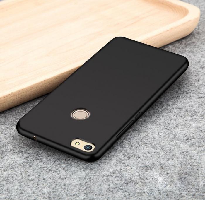 Husa Color Soft Cover Huawei P9 Lite Mini (2017) - negru 1
