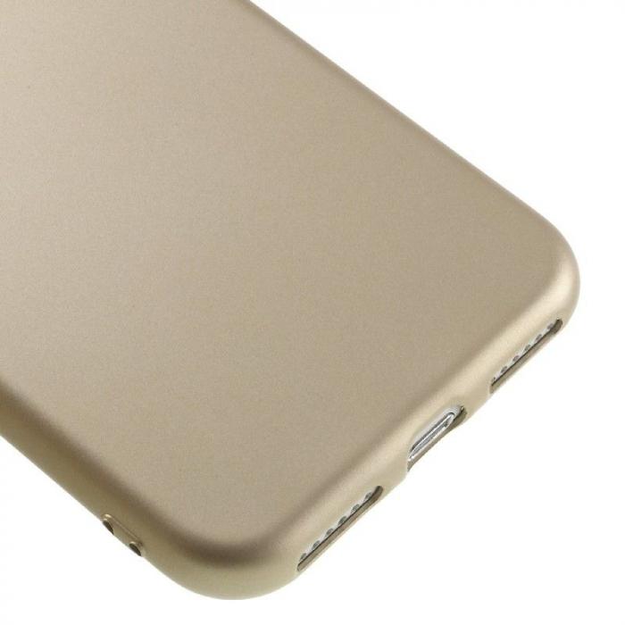 Husa Iphone 7 Color Soft TPU Cover - gold 2