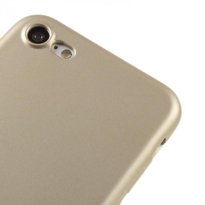 Husa Iphone 7 Color Soft TPU Cover - gold 3