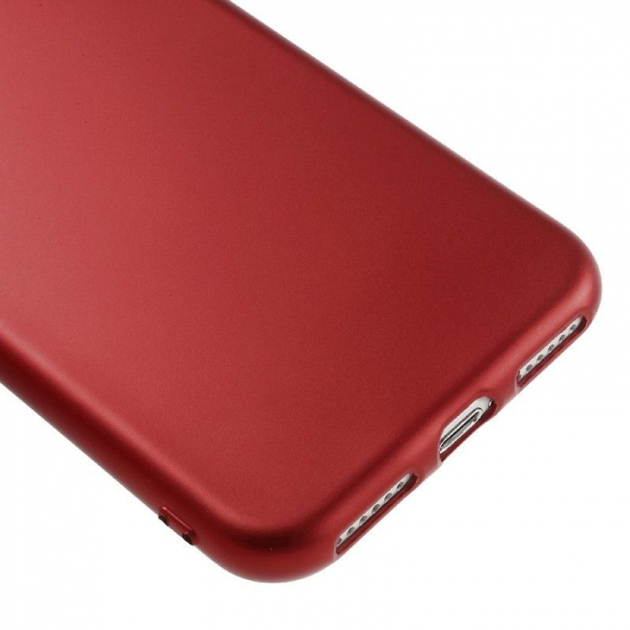Husa Iphone 7 Color Soft TPU Cover - rosu 2