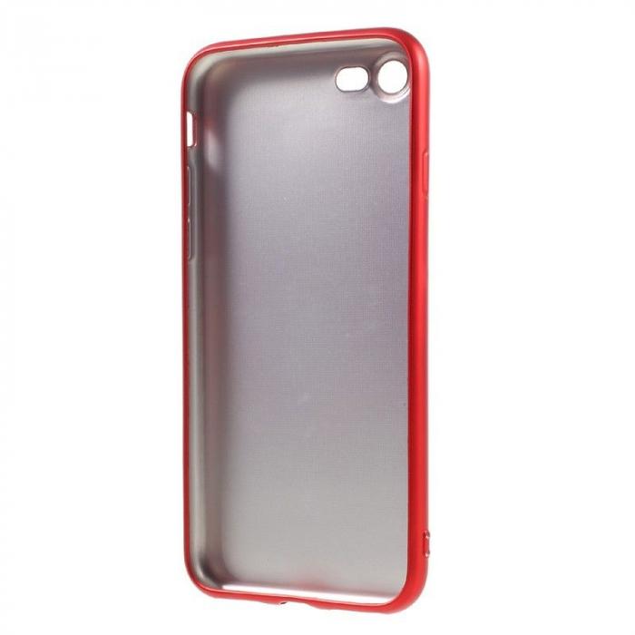 Husa Iphone 7 Color Soft TPU Cover - rosu 4