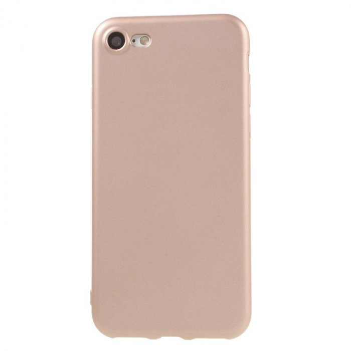 Husa Iphone 7 Color Soft TPU Cover - roz 0