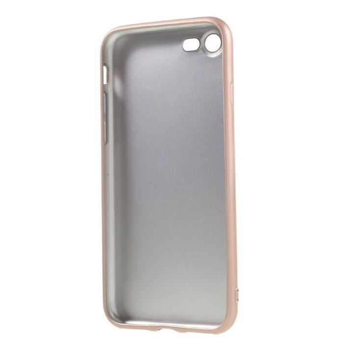 Husa Iphone 7 Color Soft TPU Cover - roz 4