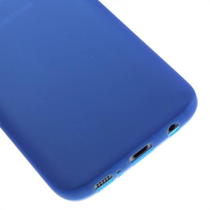 Husa Color Soft TPU Cover Samsung Galaxy S7 - albastra [1]