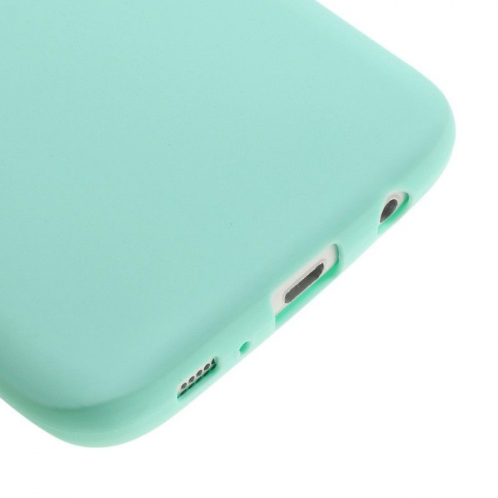 Husa Color Soft TPU Cover Samsung Galaxy S7 Edge - blue 3