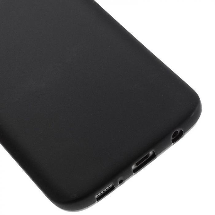 Husa Color Soft TPU Cover Samsung Galaxy S7 - negru 2