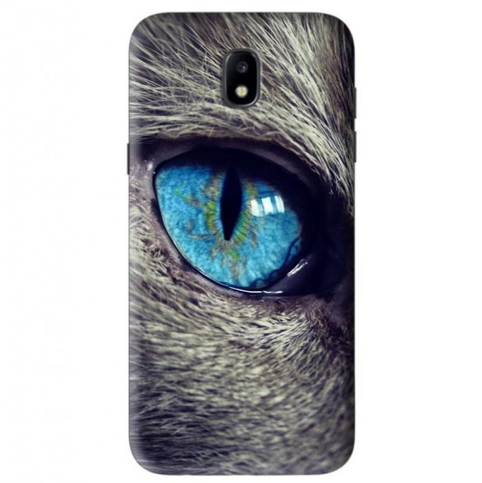 Husa Samsung Galaxy J5 2017 Custom Hard Case Cat Eye  0