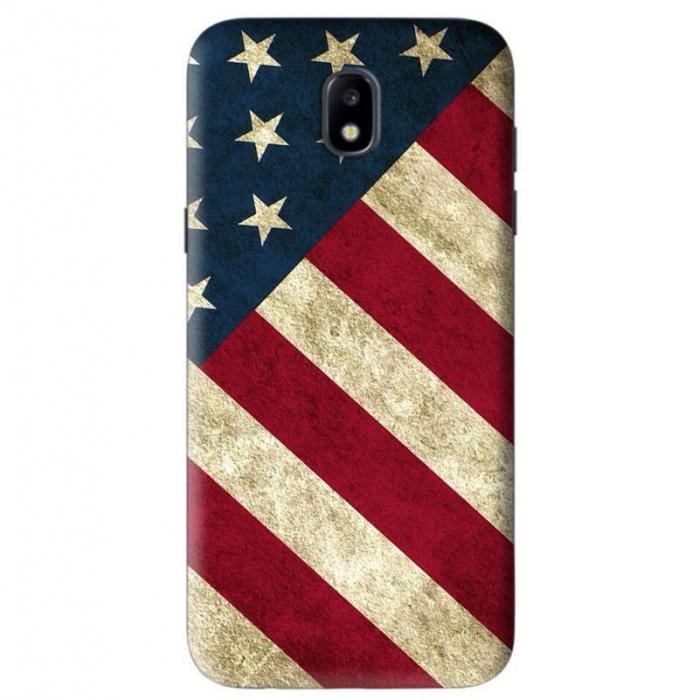 Husa Samsung Galaxy J5 2017 Custom Hard Case US Flag  0