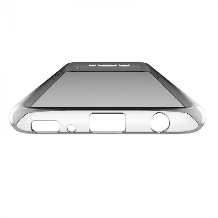 Husa Devia Ultra Thin Soft TPU Samsung Galaxy S8 - transparent 6