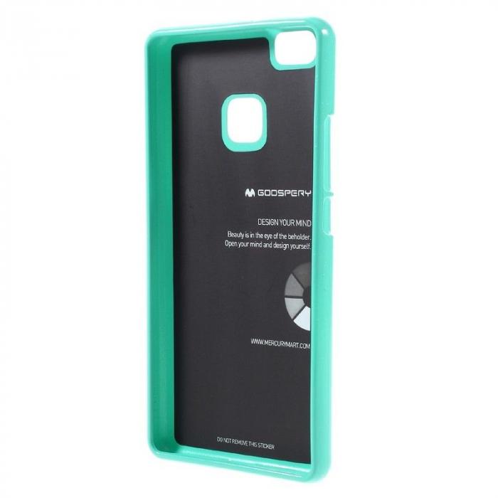 Husa Huawei P9 Lite Goospery Glitter Soft TPU - verde mint 2