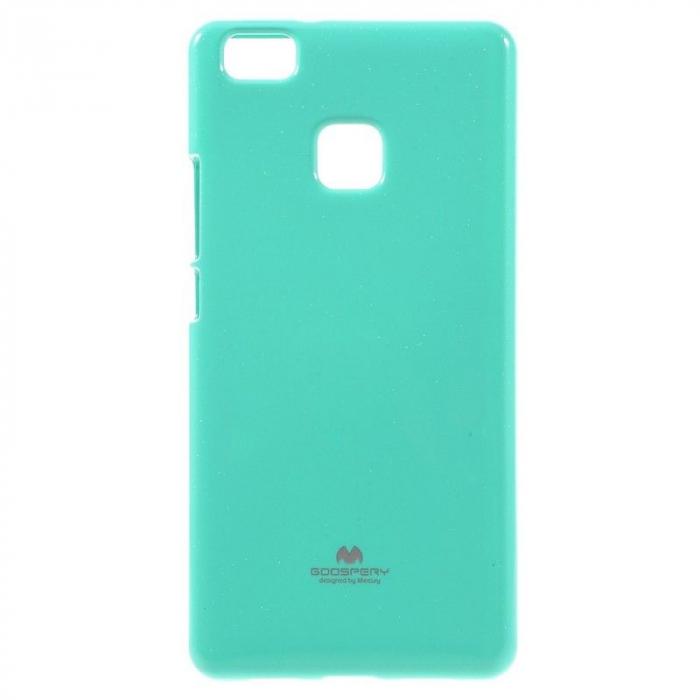 Husa Huawei P9 Lite Goospery Glitter Soft TPU - verde mint 1