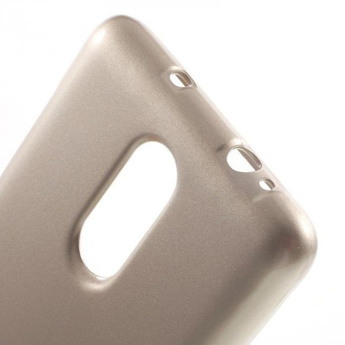 Husa Goospery Glittery TPU Xiaomi Redmi Note 3 - gold [5]