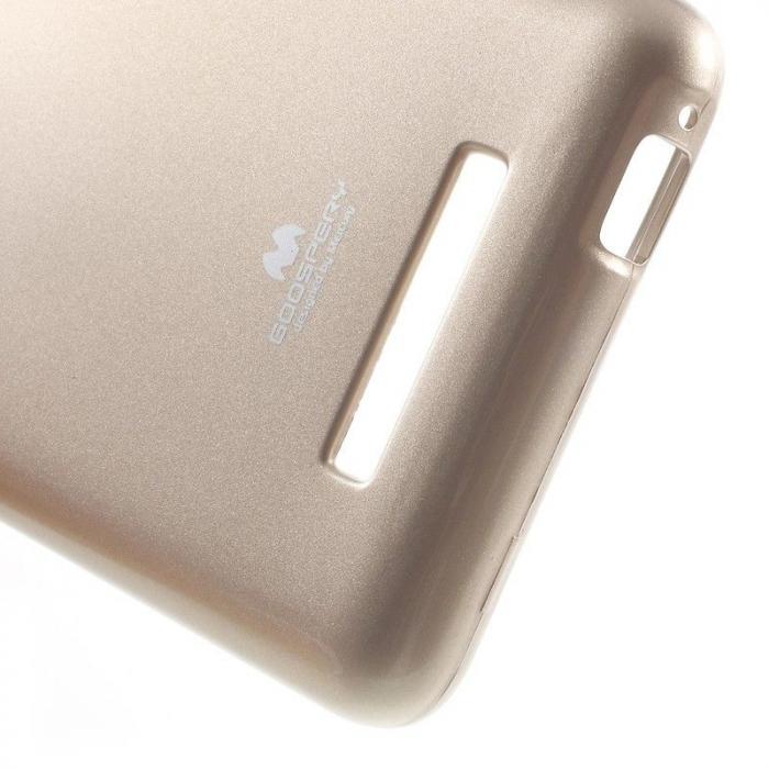 Husa Goospery Glittery TPU Xiaomi Redmi Note 3 - gold [1]