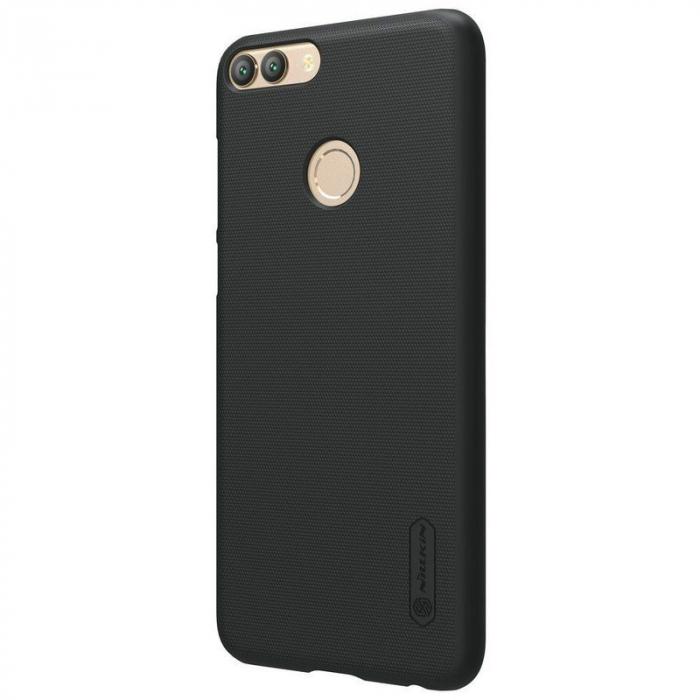 Husa  Huawei P Smart / Enjoy 7S Nillkin Frosted Shield - negru 1