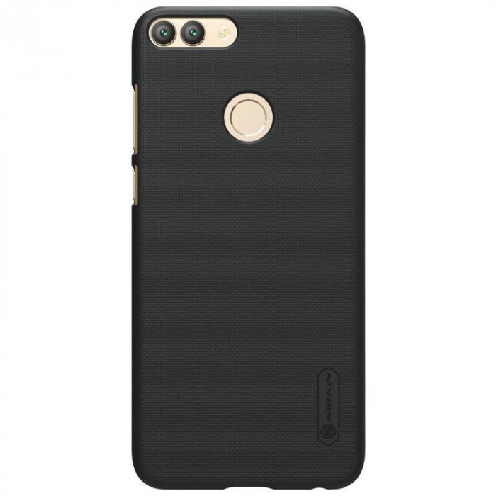 Husa  Huawei P Smart / Enjoy 7S Nillkin Frosted Shield - negru 2