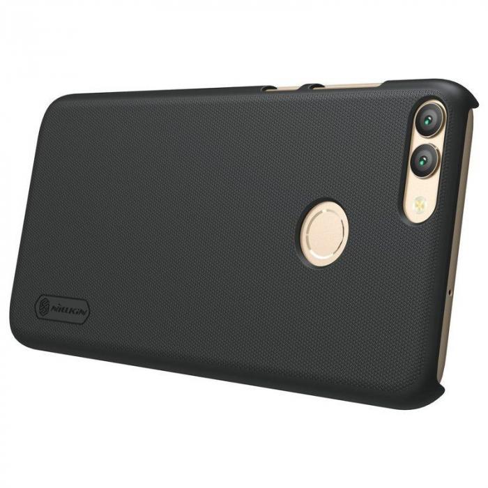 Husa  Huawei P Smart / Enjoy 7S Nillkin Frosted Shield - negru 4