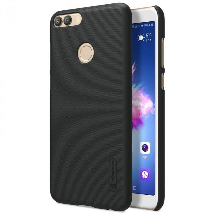 Husa  Huawei P Smart / Enjoy 7S Nillkin Frosted Shield - negru 0