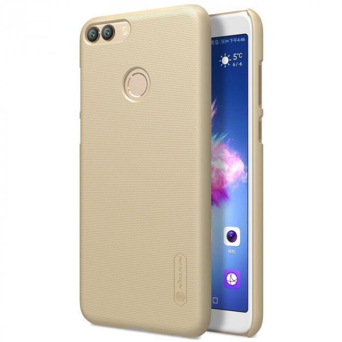Husa  Huawei P Smart / Enjoy 7S Nillkin Frosted Shield - gold 0