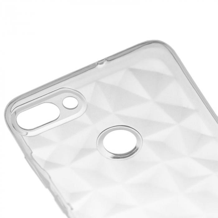 Husa Huawei P Smart / Enjoy 7S Prism Soft TPU - transparent  2