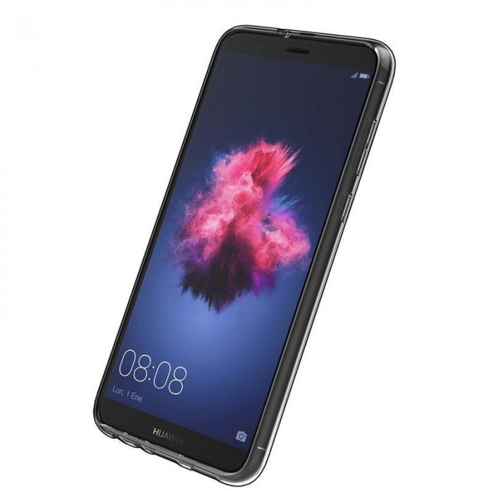 Husa Huawei P Smart / Enjoy 7S TPU Ultra Thin 0.5 mm  - transparent 5