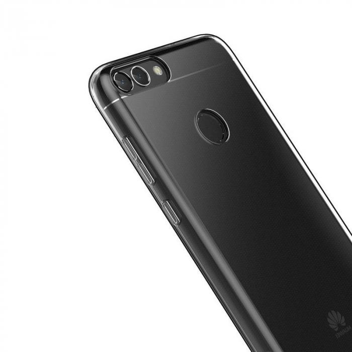 Husa Huawei P Smart / Enjoy 7S TPU Ultra Thin 0.5 mm  - transparent 3