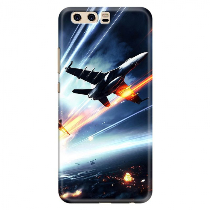 Husa Huawei P10 Custom Hard Case - Air Combat  0