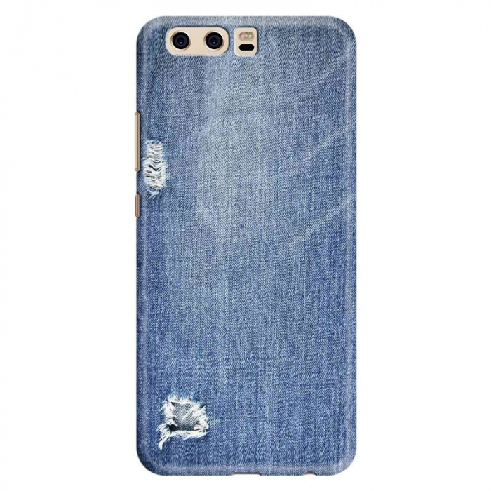 Husa Huawei P10 Custom Hard Case - Blue Jeans 0