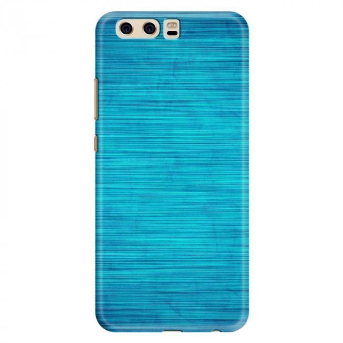 Husa Huawei P10 Custom Hard Case - Blue Lines 0