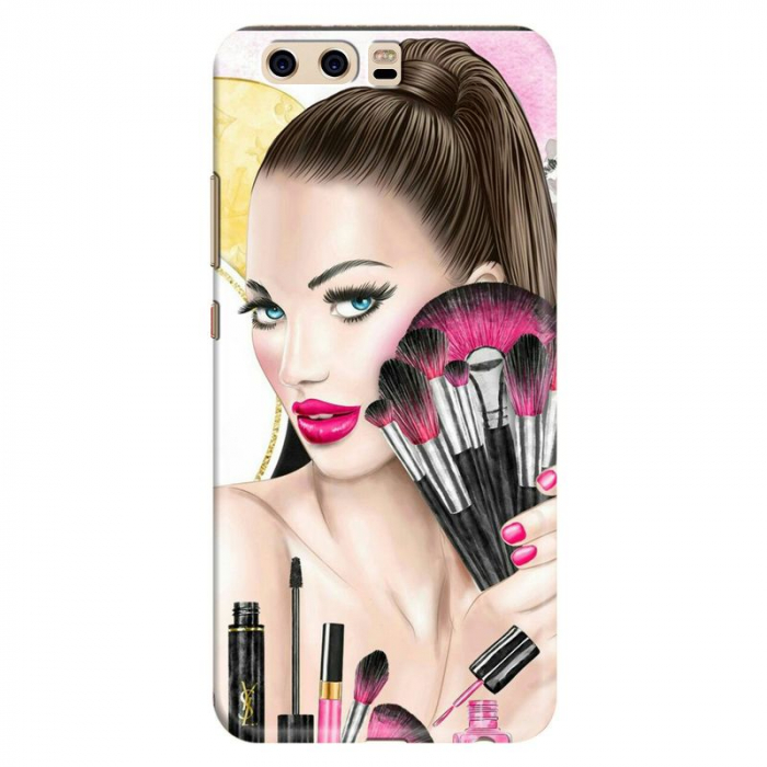 Husa Huawei P10 Custom Hard Case - Makeup 0