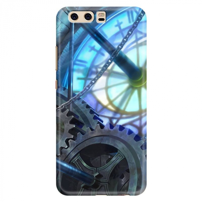 Husa Huawei P10 Custom Hard Case - Steampunk 0