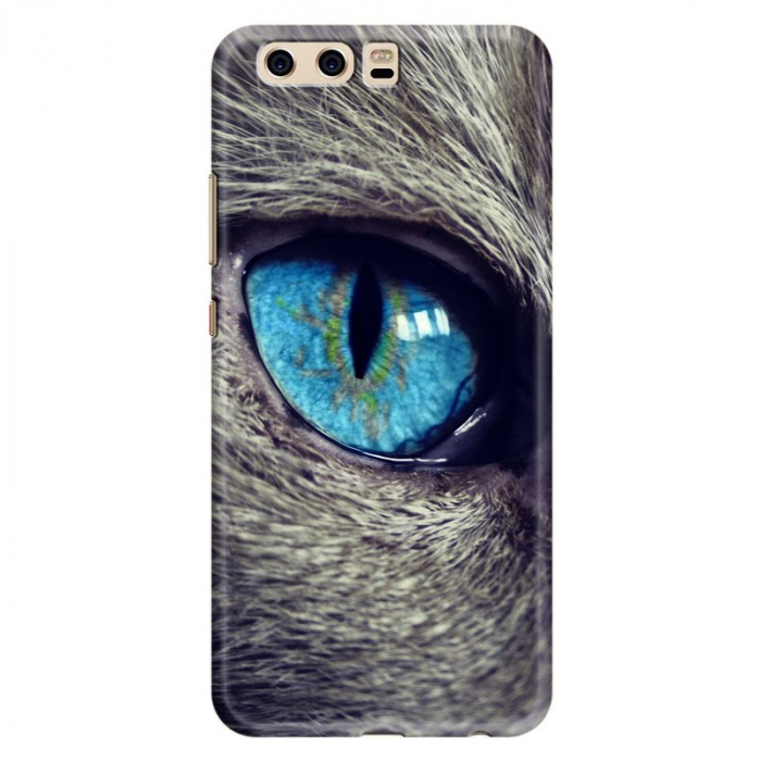 Husa Huawei P10 Custom Hard Case - Cat Eye 0